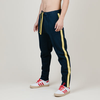 Nautica Lil Yachty Track Pant (Navy/Yellow)