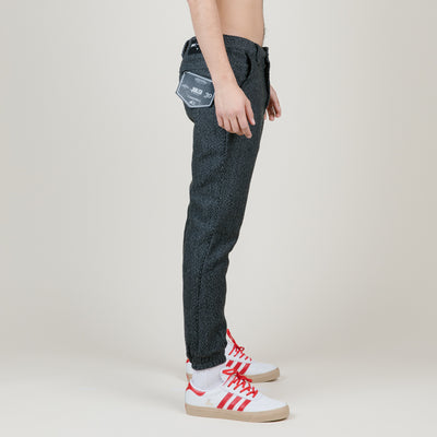 Publish Bruswick Large Herringbone Jogger (Charcoal)
