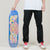 Theories Of Atlantis Screen Memory 8.0 Skateboard