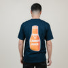 Carrots Juice Tee (Navy)