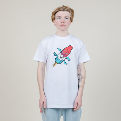 Icecream Peralta S/S Tee (White)