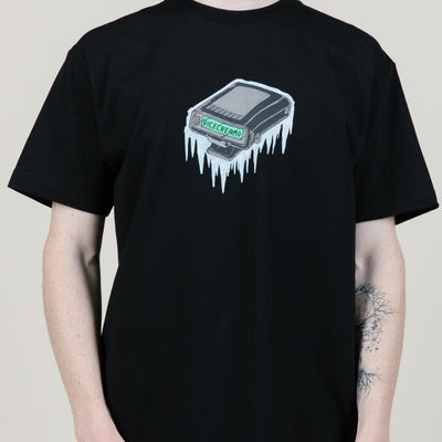 Icecream Pager SS Tee (Black)