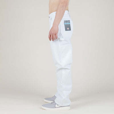 Dickies Drill Utility Pant (White)