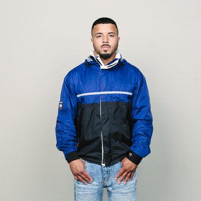 Vintage Nautica Competition Jacket (Navy)