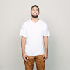 Nike SB Legend V Neck S/S (White)