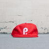 Paterson OG P Logo 6 Panel (Red)