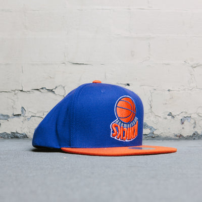Hall Of Fame Upside Downs (Knicks)