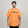OJ Wheels Higher Education Tee (Orange)