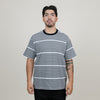 Polar Stripe Logo Tee (Black/White)