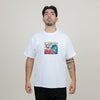 Polar Supermannen Tee (White)
