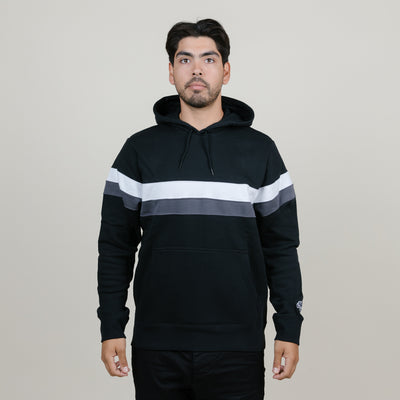 Nike SB Icon Hoodie (Black/Grey/White)