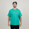 Polar Castle Fill Logo Tee (Green)