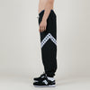 Kappa Banda Balmar Pants (Black/White)