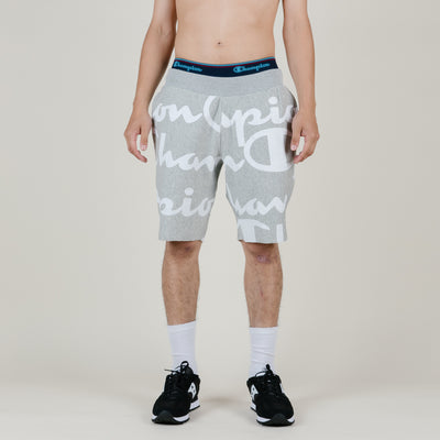 Champion Reverse Weave Cut Off AOP (Grey)