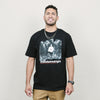Stussy The Kids Are Alright Tee (Black)