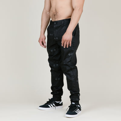 Publish Locus Transformed Squared 3M Pants (Black)