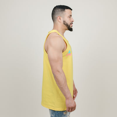 The Hundreds Aloha Tank-Top (Yellow)