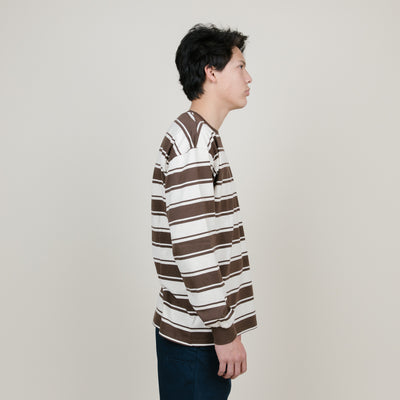 Polar Tilda L/S (Brown/Cream)