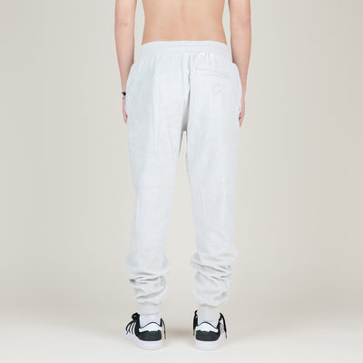 Cookies SF X Dipset Embossed Logo Velour Sweatpants (Grey)
