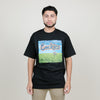 Cookies SF x Half Baked Keep Off The Grass Tee (Black)