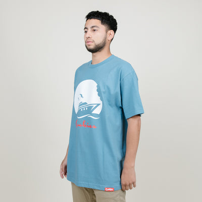 Cookies SF No Jet Ski's Tee (Slate Blue)