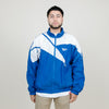Vintage Reebok Windbreaker (Blue/White)