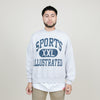 Vintage Sports Illustrated Crewneck (Heather Grey)