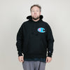 Champion Fleece Chenille C Hoodie (Black)