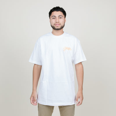 Alltimers Splits Tee (White)