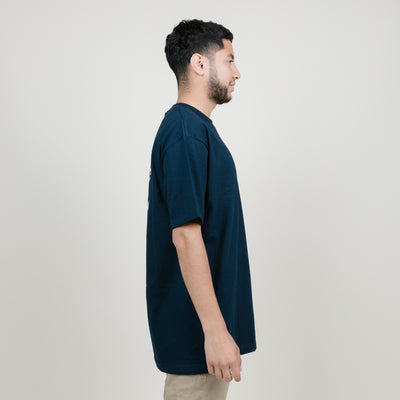 Alltimers Splits Tee (Navy)