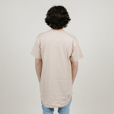 EPTM Side Zipper OG Long Tee (Sahara)