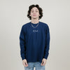 Polar Default L/S (Navy)