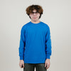 Polar Signature L/S Tee (80's Blue)
