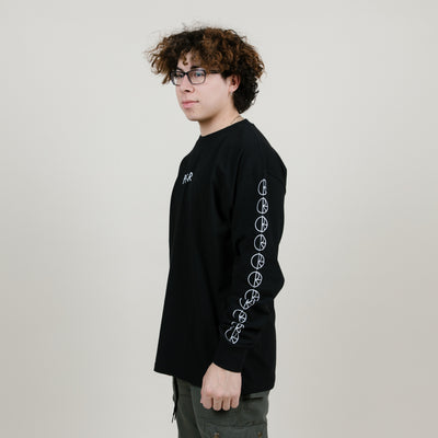 Polar Racing Longsleeve (Black)
