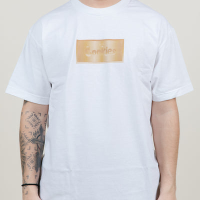 Cookies SF Fifth Ave Logo Tee (White)