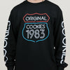 Cookies SF On That Interstate L/S (Black)