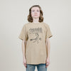 Thrasher Witch Tee (Tan)