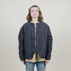 EPTM Vintage Military Padding Jacket (Vintage Charcoal)