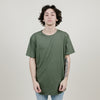 EPTM Side Zipper OG Long Tee (Olive)