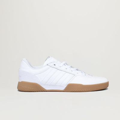 Adidas City Cup (White/Gum)