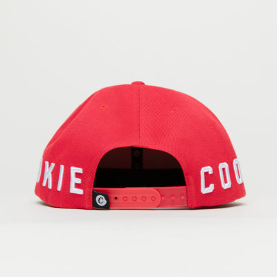 Cookies SF French Open 360 Logo Snapback Cap (Assorted Colors)