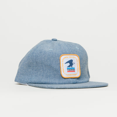 Theories Of Atlantis Newman Snapback (Blue)