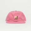 Stussy Cotton Nylon Strapback Hat (Peach)