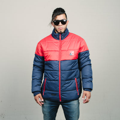 Cookies SF Champion Sound Puffy (Navy/Red)
