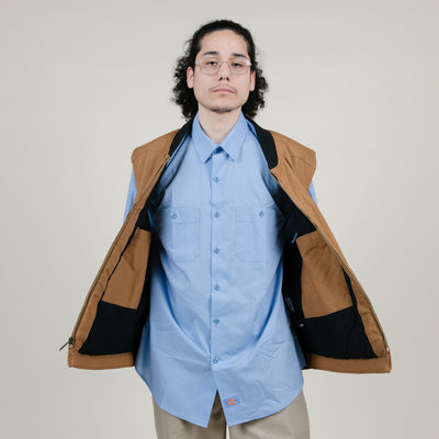 Dickies Insulated Vest (Sanded Duck)