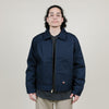 Dickies Lined Eisenhower Jacket (Dark Navy)