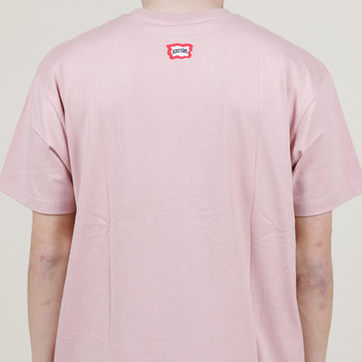 Icecream Pager SS Tee (Pale Mauve)