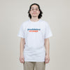 Born X Raised Chome Tee (White)