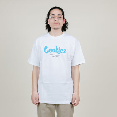 Cookies SF Staying Positive Tee (White)