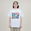 Billionaire Boys Club Pin Up SS Tee (White)